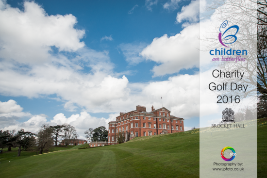 Children Are Butterflies Golf Day, Brocket Hall